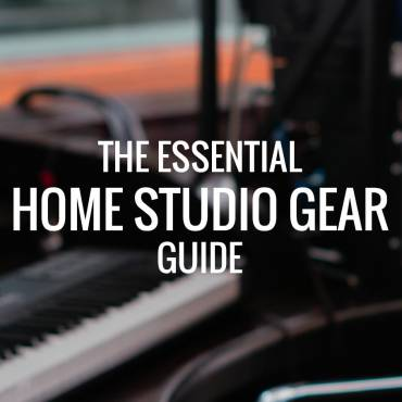 The essential home studio gear guide
