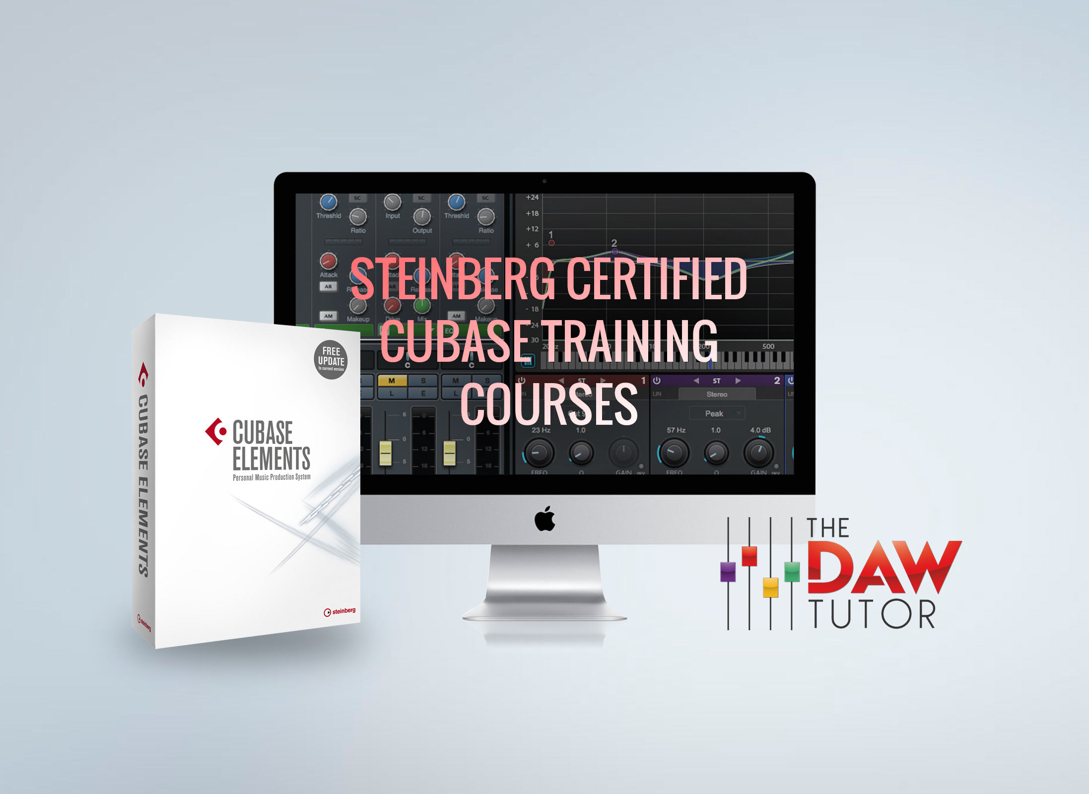 Steinberg Certified Cubase Training Courses - The DAW Tutor